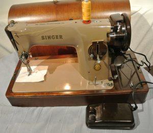 Vintage Singer Machine